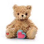 Heartbeat Plush Bear
