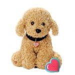 Heartbeat Plush Doodle Puppy