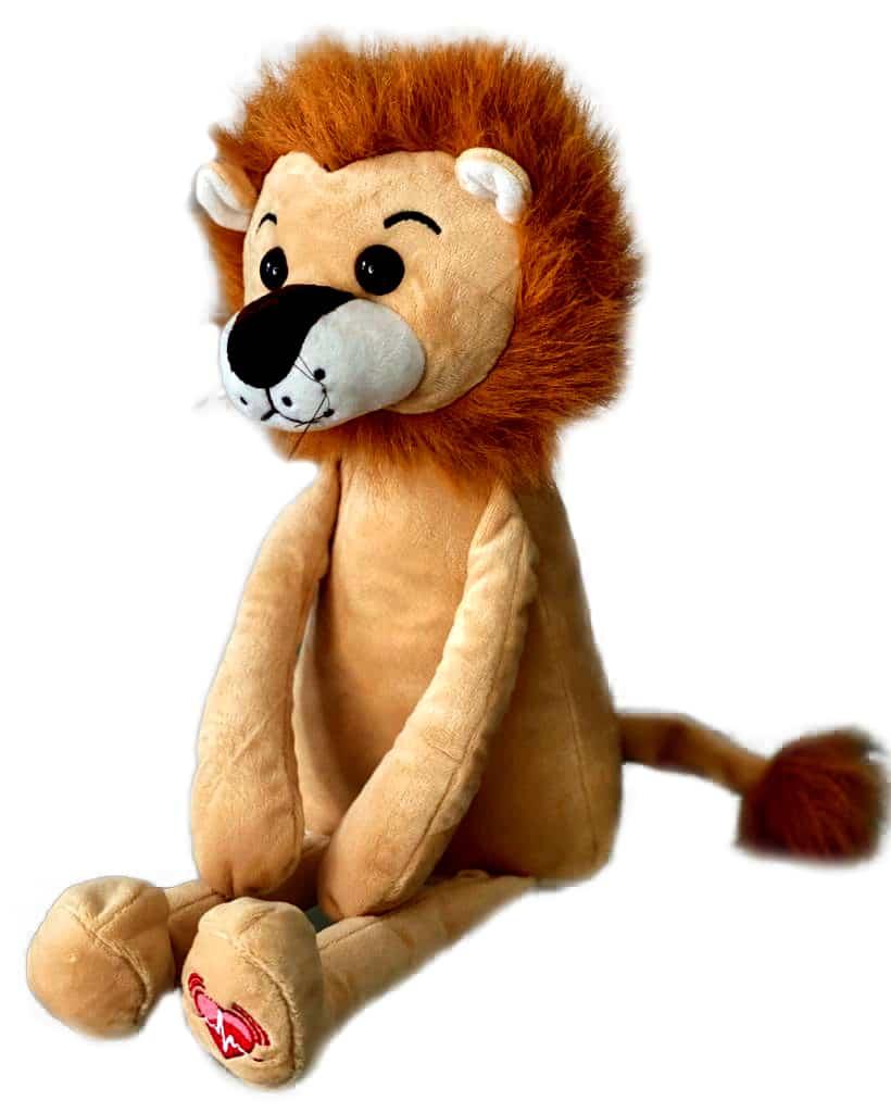heartbeat lion